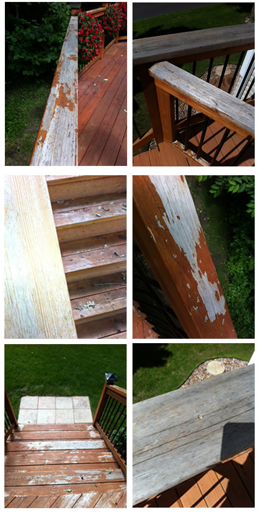 Behr Deck Stain Warranty Claims