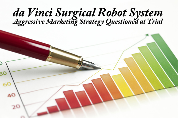 Da Vinci Surgical Robot Lawsuit
